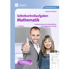 Selbstkontrollaufgaben Mathematik, Broschüre, 6.  Klasse