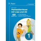 Komm mit ins Matheabenteuer mit Lisa und Ali, Begleit-DVD, 1. Klasse