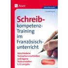 Schreibkompetenz-Training im Französischunterricht, Buch, 5.-7. Klasse