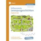 Differenzierte Lesespurgeschichten Englisch, Buch, 5.-6. Klasse