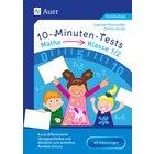 10-Minuten-Tests Mathematik, Buch, 1.-2. Klasse
