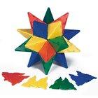 Polydron Mengensatz gleichschenklige Dreiecke 60 Teile