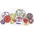 Polydron Rahmen Archimedische Körper großes Set, 452 Teile