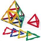 Polydron Frameworks Mengensatz gleichseitiges Dreieck groß 60 Teile