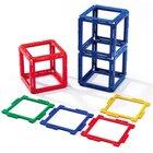 Polydron Frameworks Mengensatz Quadrate 80 Teile