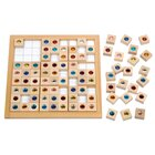Juwelen-Sudoky 9 x 9