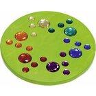 Juwelenkreisel grün Ø 23 cm