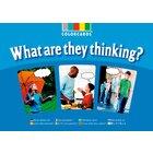 ColorCards Was denken sie? Fotokarten A4 mit CD-ROM (Besorgungstitel, längere Lieferzeit)