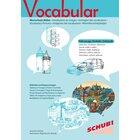 Vocabular Wortschatz-Bilder - Fahrzeuge, Verkehr, Gebäude, Kopiervorlagen, 3-99 Jahre