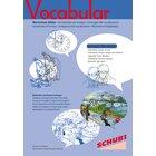 Vocabular Wortschatz-Bilder - Kalender, Zeit, Wetter, Kopiervorlagen, 3-99 Jahre