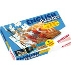 English Puzzles - day and night, weather, time and clothes, numbers and colours, 8-12 Jahre