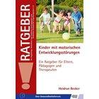 Kinder mit motorischen Entwicklungsstörungen, Buch