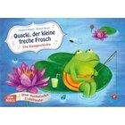 Musikalisches Erzähltheater - Quacki, der kleine freche Frosch. Eine Klanggeschichte, ab 2 Jahre