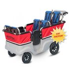 Winther® E-Turtle Kinderbus Basic für 6 Kinder