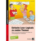 Einfache Lese-Logicals zu coolen Themen, Buch, 5. und 6. Klasse