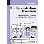 Die Konzentration trainieren, Kopiervorlagen, 1.-2. Klasse