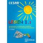 CESAR Lesen 1.1 Einzelplatzlizenz, CD-ROM, 1.-4. Klasse