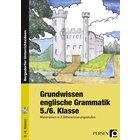 Grundwissen englische Grammatik, Buch inkl. CD, 5.-6. Klasse