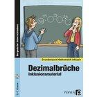 Dezimalbrüche - Inklusionsmaterial, Buch, 5.-7. Klasse
