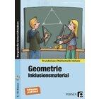 Geometrie - Inklusionsmaterial, Buch inkl. CD, 5.-10. Klasse