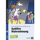 Auditive Wahrnehmung, Buch inkl. CD, Vorschule/1. Klasse