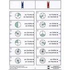 ColorClips Brüche kennen lernen, Übungskartei, 4. Klasse