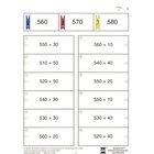 ColorClips Einfaches Addieren und Subtrahieren im ZR bis 1000