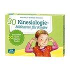 30 Kinesiologie-Bildkarten für Kinder, 1-8 Jahre