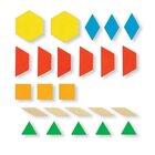 Magnetisches Geo-Mosaik, Legespiel, 1.-2. Klasse