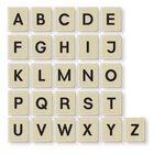 Magnetische Großbuchstabenblocks, 50 Teile