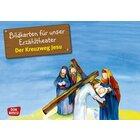 Kamishibai Bildkartenset - Der Kreuzweg Jesu, 3-8 Jahre
