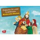 Kamishibai Bildkartenset - Wundervoller Nikolaus Bildkartenset, 3-10 Jahre