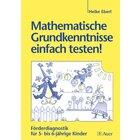 Mathematische Grundkenntnisse testen (Grundlagen)