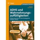 AD(H)S und Wahrnehmungsauffälligkeiten, Kopiervorlagen (Print on Demand)