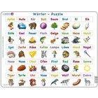 Larsen Lernpuzzle Wörter Puzzle