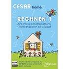 CESAR Rechnen 1 Home, CD-ROM