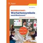 Materialpaket Wortartensymbole nach Montessori