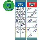 Flocards Set M1 Zahlenraum bis 10