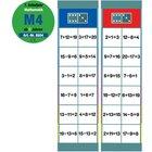 Flocards Set M4 Zahlenraum bis 20,  ab 6 Jahre
