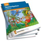 52 Textaufgaben 2. Klasse - Sachaufgaben