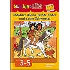bambinoLÜK Indianer Kleine Bunte Feder und seine Schwester, 3-5 Jahre
