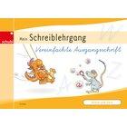 Anton und Zora: Schreiblehrgang - Vereinfachte Ausgangsschrift, 6-9 Jahre