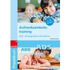 Aufmerksamkeitstraining - Praxisbuch, 4-12 Jahre