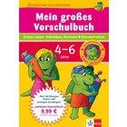 Die kleinen Lerndrachen - Mein großes Vorschul-Buch