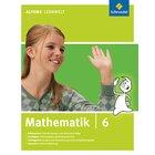 Alfons Lernwelt Mathe 6, DVD-ROM