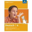 Alfons Lernwelt Deutsch 4, Lernsoftware auf DVD