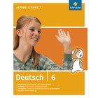 Alfons Lernwelt Deutsch 6, DVD-ROM