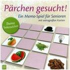 """Pärchen gesucht - Thema """"Teekesselchen"""", Spiel für Senioren"""