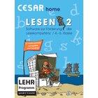 CESAR Lesen 2 Home, CD-ROM
