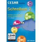 CESAR Schreiben 2 Home, Lernsoftware, CD-ROM, 4.-6. Klasse